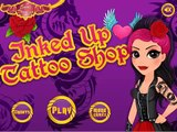 Inked Up Tattoo Shop - Fun Kids Game for Girls