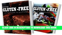 Ebook Your Favorite Foods - All Gluten-Free Part 2 and Gluten-Free Greek Recipes: 2 Book Combo