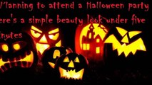 DIY Halloween for lips | Spooky lips | DIY lipstick tutorials out of Halloween treats