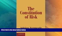 Big Deals  The Constitution of Risk  Best Seller Books Most Wanted