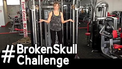 Steve Austin's #BrokenSkullChallenge - Misti's Workout Tip | BEYONDreality