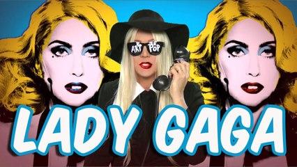 Shit Lady Gaga Says (Besteiras que a Lady Gaga Fala)   Charlie Hides Português