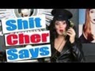 Shit Cher says (Cher dice... chorradas) | Charlie Hides Español