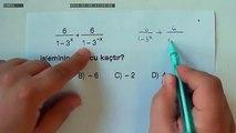 Matematik Bilmeden Sınavlarda Nasıl Full Çekilir