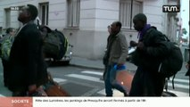 Les premiers migrants sont arrivés à Lyon