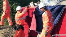 Calais: la préfète du Pas-de-Calais explique le déblaiement