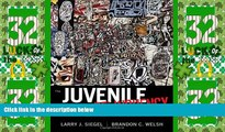Big Deals  Juvenile Delinquency: Theory, Practice, and Law  Best Seller Books Most Wanted