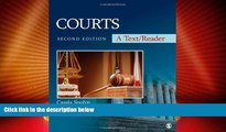 Big Deals  Courts: A Text/Reader (SAGE Text/Reader Series in Criminology and Criminal Justice)