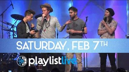 PlayList Live - Vessel Main Stage