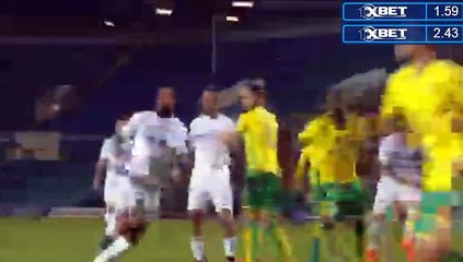 Kyle Bartley Funny Hand Ball Goal Cancelled vs. Norwich City - 25.10.2016 HD