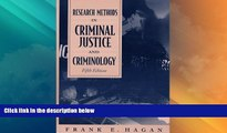 Big Deals  Research Methods in Criminal Justice and Criminology (5th Edition)  Best Seller Books