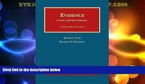 Big Deals  Evidence, Cases and Materials (University Casebook Series)  Best Seller Books Best Seller