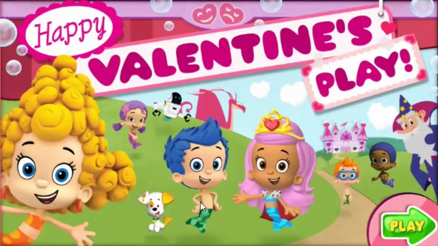 Nick Jr. Bubble Guppies | Bubble Guppies Happy Valentines Play