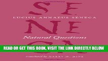 [FREE] EBOOK Natural Questions (The Complete Works of Lucius Annaeus Seneca) BEST COLLECTION