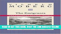 [FREE] EBOOK The Emigrants: The Emigrant Novels: Book I ONLINE COLLECTION