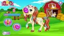 My Little Pony Games - MLP Hair Salon - Little Pony Games for Kids in English