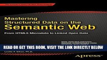 [Free Read] Mastering Structured Data on the Semantic Web: From HTML5 Microdata to Linked Open