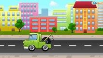 ✔ Dessins animé voiture. Monster Truck pour enfants. Tiki Taki Voitures. Série 7 ✔