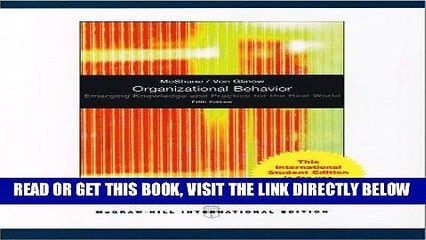 [New] Ebook Organizational Behavior: Emerging Knowledge and Practice for the Real World, 5th
