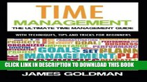 [New] Ebook Time management: The ultimate time management guide (time management, time management