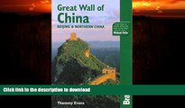 READ BOOK  The Great Wall of China: Beijing   Northern China (Bradt Travel Guide) FULL ONLINE