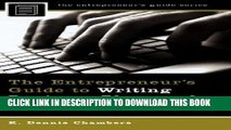 [New] Ebook The Entrepreneur s Guide to Writing Business Plans and Proposals (Entrepreneur s