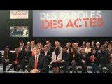 Jean-Luc Mélenchon à «Des paroles et des actes» le 26 mai 2016