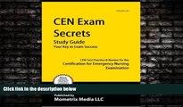 FULL ONLINE  CEN Exam Secrets Study Guide: CEN Test Review for the Certification for Emergency