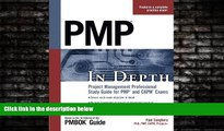 FULL ONLINE  PMP in Depth: Project Management Professional Study Guide for PMP and CAPM Exams