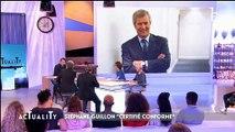 Stéphane Guillon sous-entend que Vincent Bolloré a organisé son licenciement avec l'aide de Cyril Hanouna