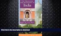 FAVORITE BOOK  The Treasures and Pleasures of India: Best of the Best (Treasures   Pleasures of