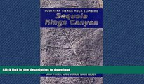 FAVORIT BOOK Southern Sierra Rock Climbing: Sequoia/Kings Canyon READ EBOOK