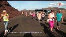 Île de Lanzarote : des touristes, mais pas trop