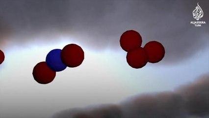 Atmosferdeki karbondioksit yoğunluğu rekor seviyeye ulaştı