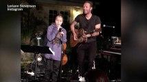 Les enfants de Chris Martin et Gwyneth Paltrow ont fait honneur à leur papa