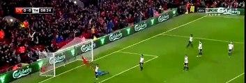 Liverpool vs Tottenham English Highlights EFL CUP (League Cup) 2016 -