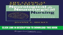 Read Now The Clinical Practice of Neurological and Neurosurgical Nursing (Clinical Practice of