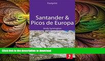 FAVORIT BOOK Santander   Picos de Europa: Includes Asturias, Cantabria   Leonese Picos (Footprint