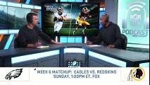 Eagles vs. Redskins (Week 6 Preview)   Move the Sticks   NFL