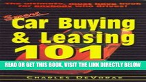 [READ] EBOOK Smart Car Buying   Leasing 101 ONLINE COLLECTION