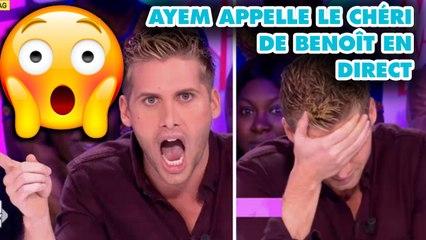 BONUS Mad Mag :  Ayem joue les entremetteuses pour Benoit