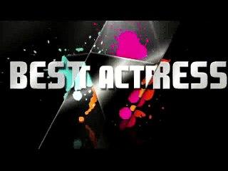 Prix de la meilleure actrice