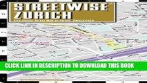 Read Now Streetwise Zurich Map - Laminated City Center Street Map of Zurich, Switzerland - Folding