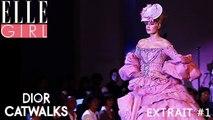 Dior Extrait #1 : Défilé Versailles | Catwalks, une décennie de mode à Paris avec Inna Modja | En exclusivité sur ELLE Girl