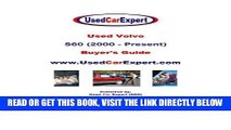 [FREE] EBOOK Used Volvo S60, Buyer s Guide: 2000 - Present BEST COLLECTION