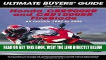 [READ] EBOOK Honda CBR900RR   CBR 1000RR FireBlade: All Models 1992-2008 (Ultimate Buyers  Guide)