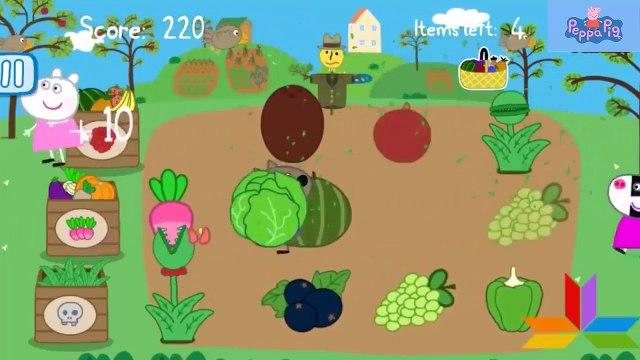 Peppas Garden Peppa Pigs Garden Garden Games Peppa Pig Jardín