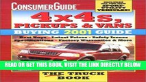 [FREE] EBOOK 4x4s, Pickups   Vans 2001 Buying Guide (4x4s, Pickups and Vans: Buying Guide) BEST