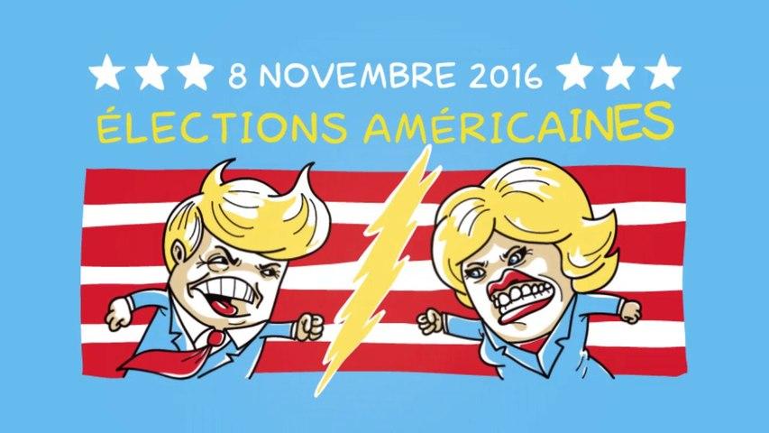 Dessine-moi l'éco - Pourquoi les Etats-Unis swinguent pour élire leur président ?