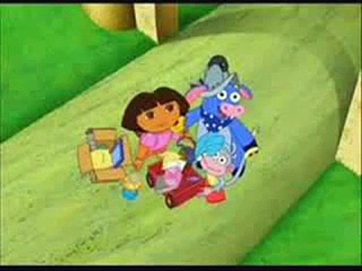 Dora The Explorer Episode 7